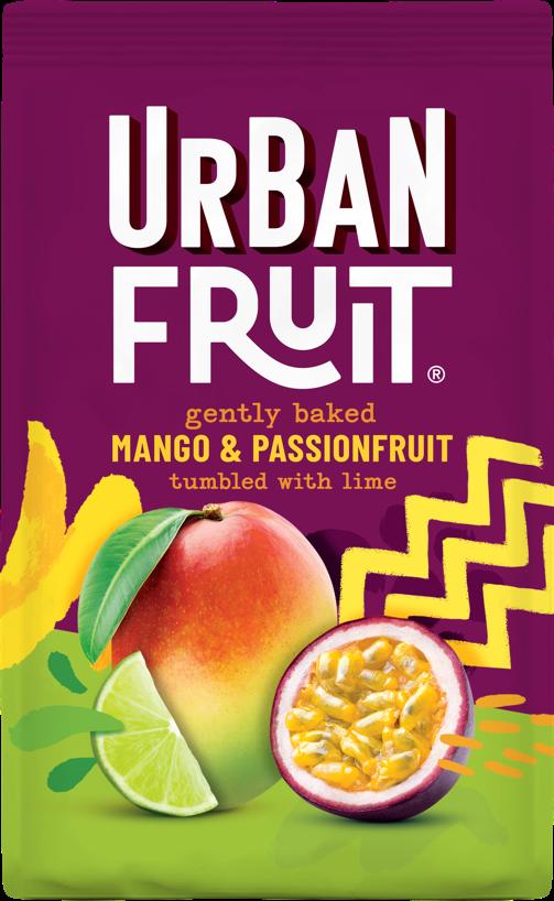 [Tumbled] Mango, Passion Fruit & Lime