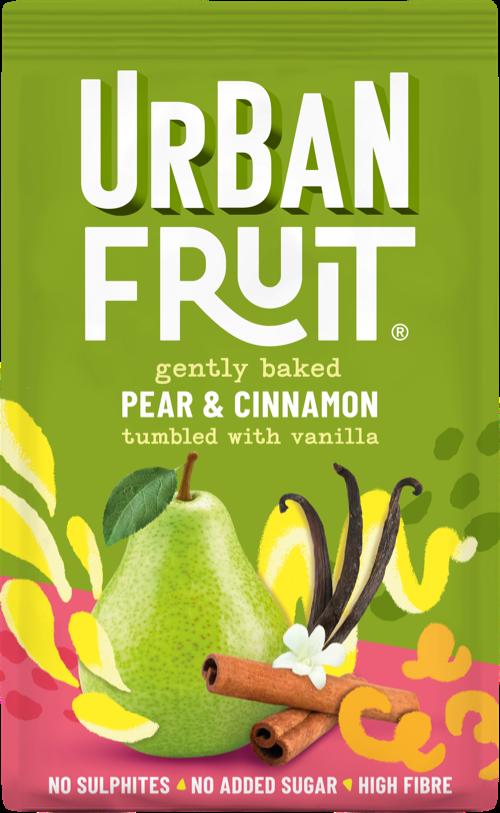 [Tumbled] Pear, Cinnamon & Vanilla