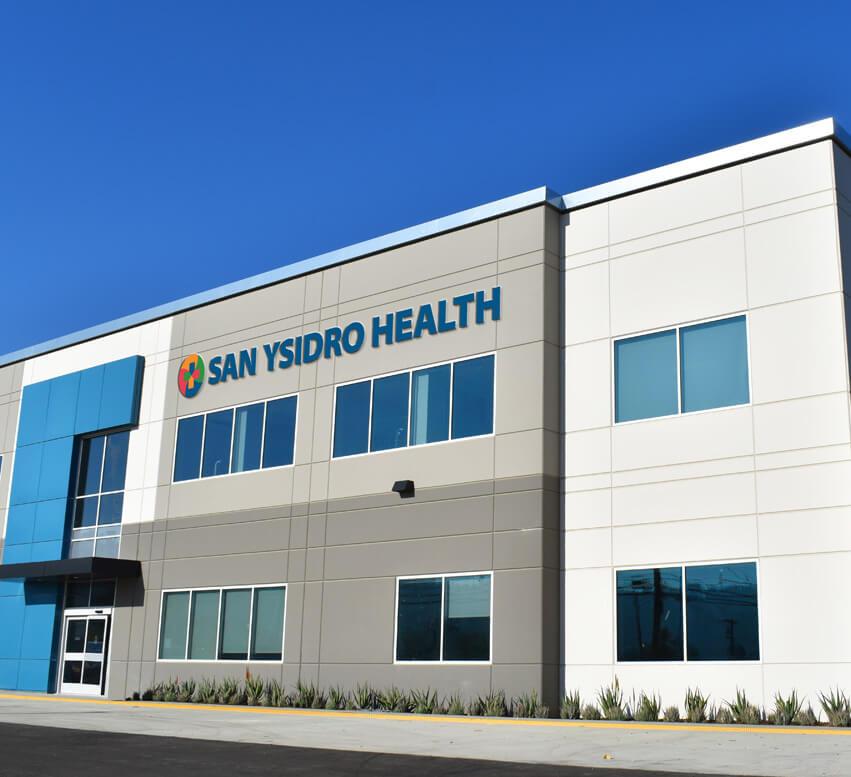 San Ysidro Health Care El Cajon