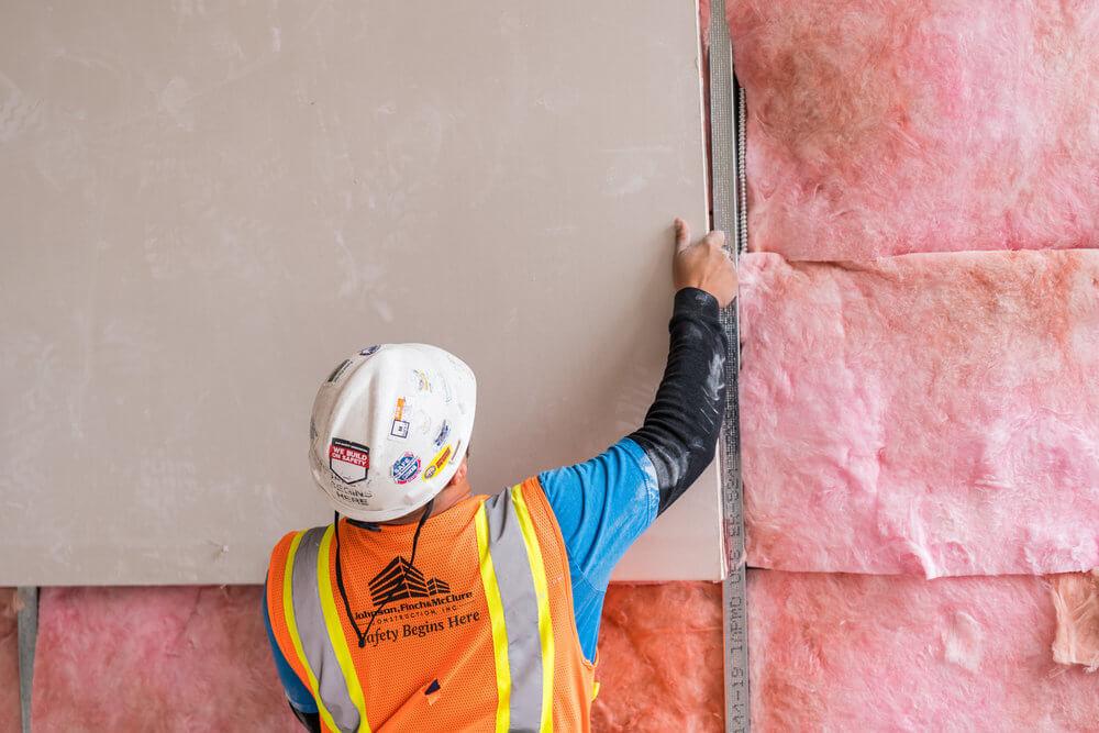 Metal Framing & Drywall