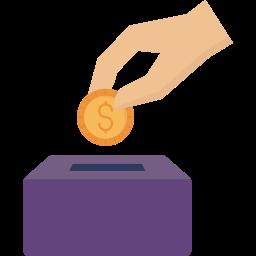 Matching fund donation