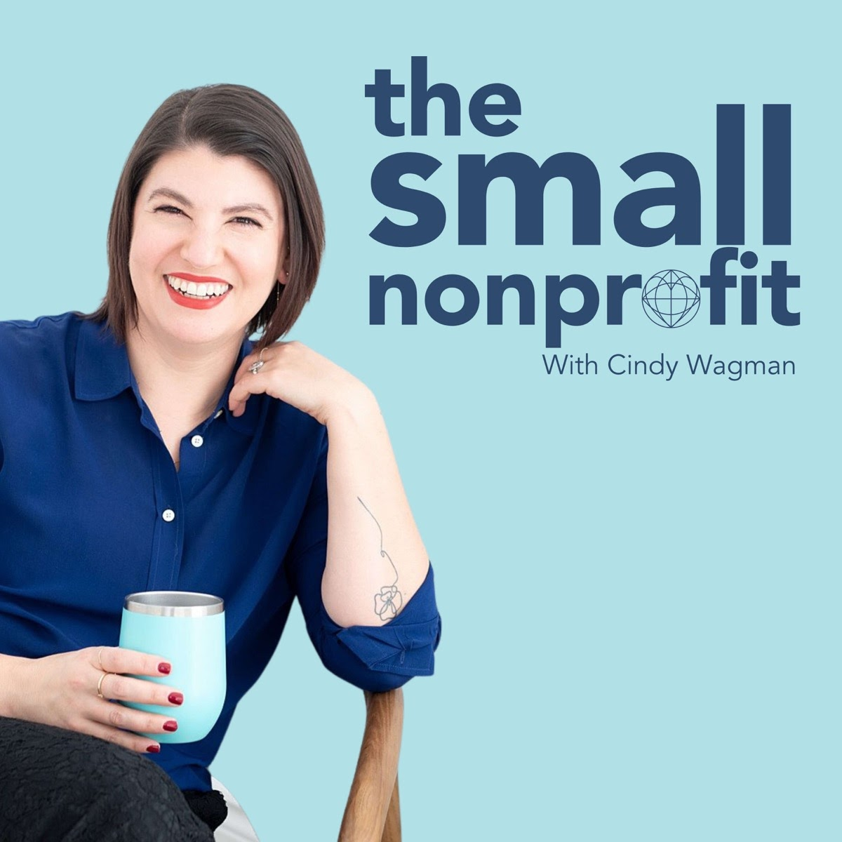 The Small Nonprofit by Cindy Wagman