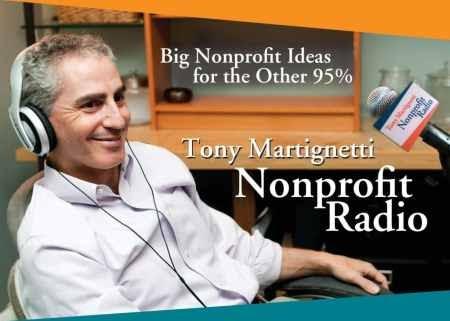 Nonprofit Radio by Tony Martignetti