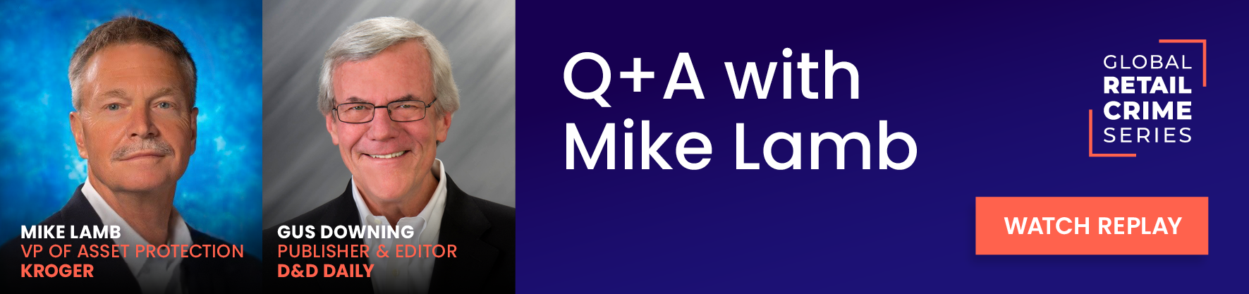 Q & A with Mike Lamb