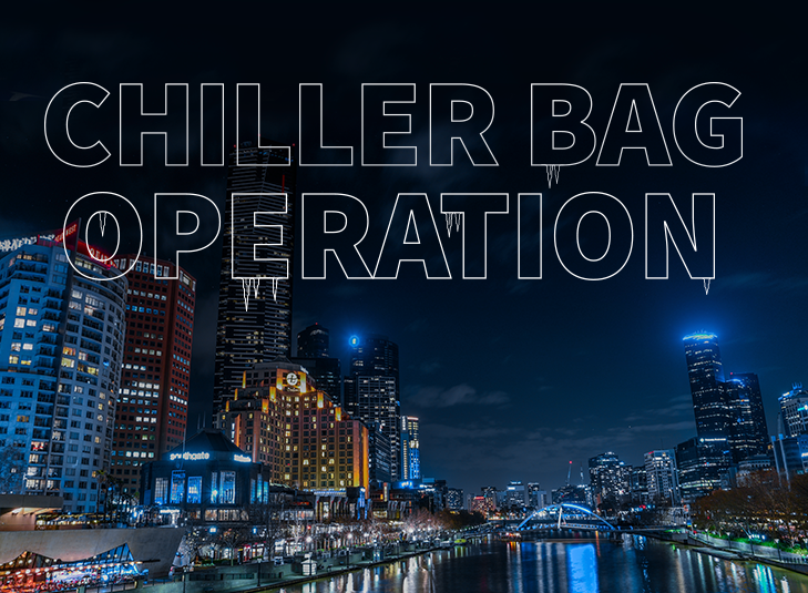 Joint Operation Puts Organised Retail Crime On Ice in Melbourne