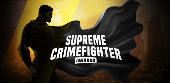 Supreme Crimefighter Awards 2018