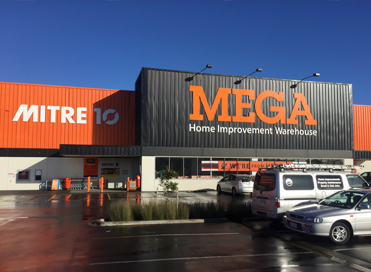 Case Study: Mitre10 Hardware Puts the Clamps on Shoplifters