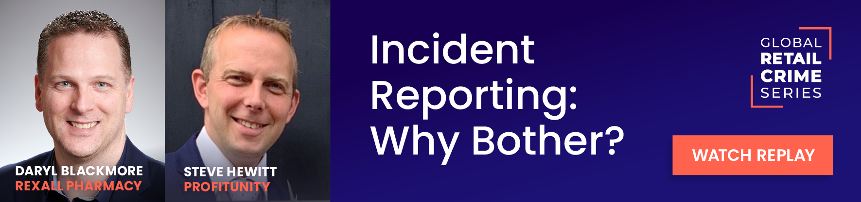 Incident reporting: why bother?