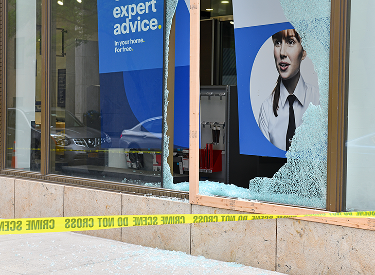 Analyzing the Impact of Retail Crime on Workplace Health & Safety