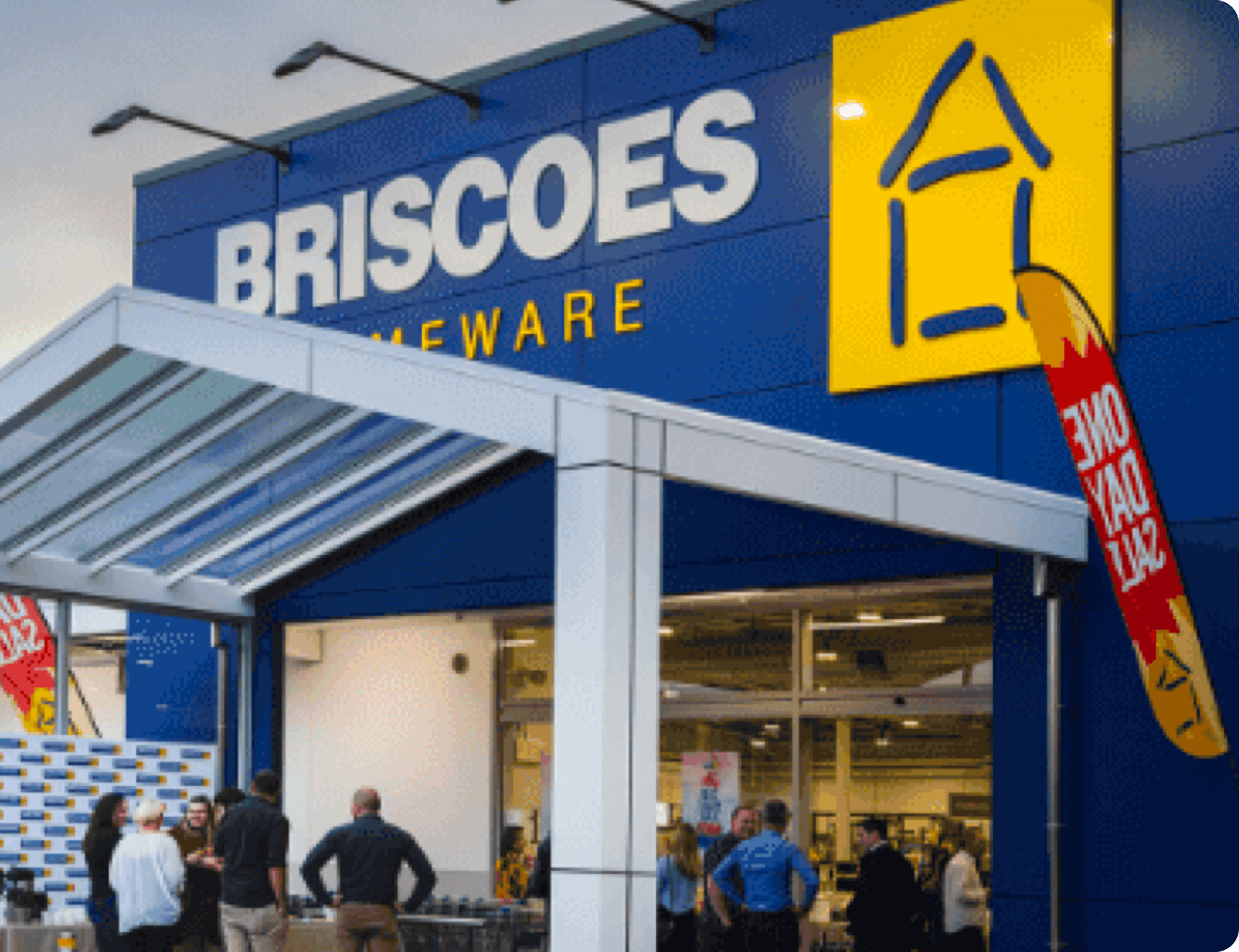 How Briscoe Group reduced loss by 50% within 3 years