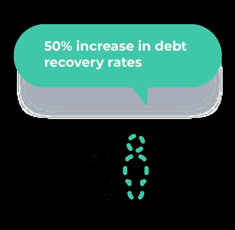 Recover more debt