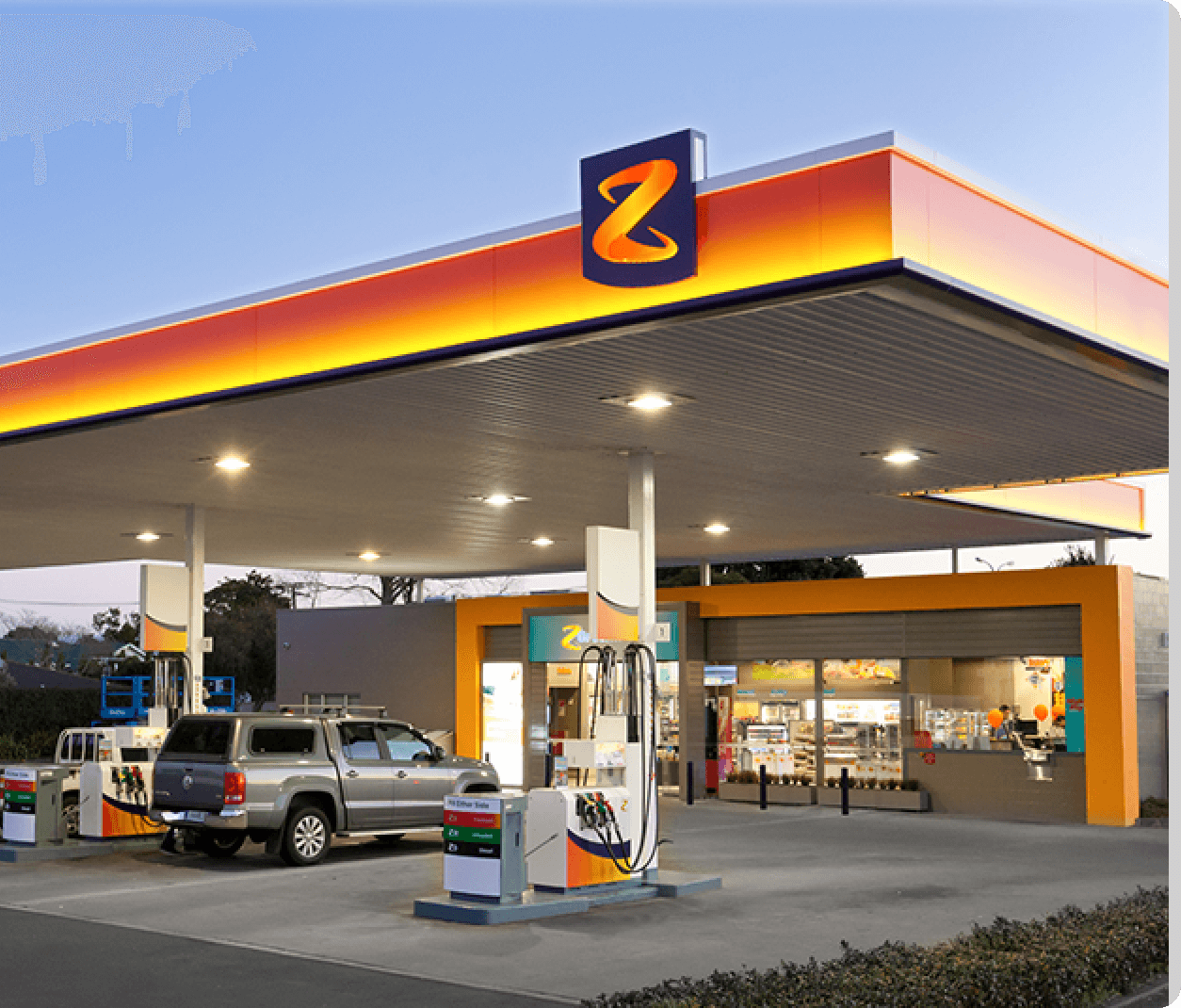 How Z Energy reduced loss by 73% on their forecourts