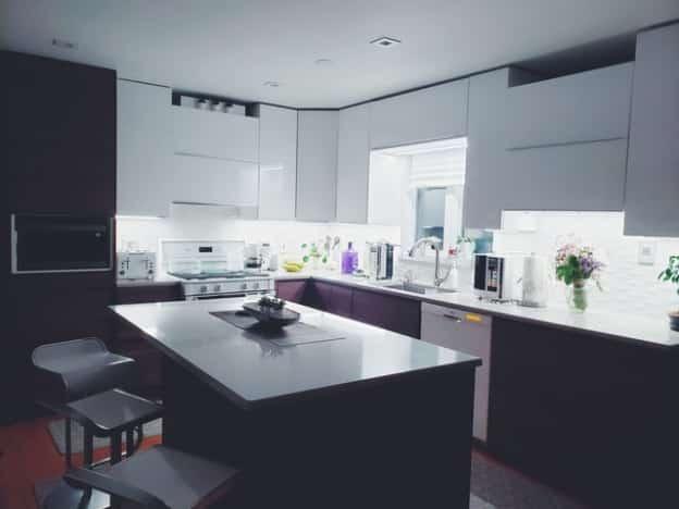 Granite and Quartz Installations Manchester, Modern Kitchen