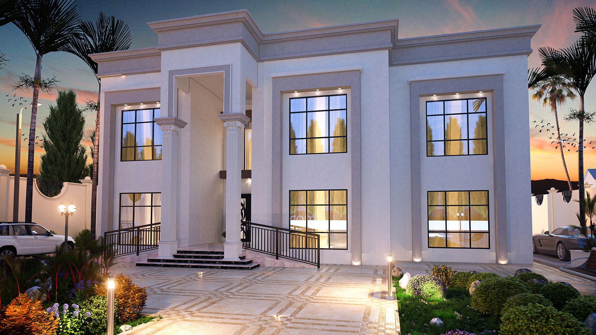 New Classic Villa XXVI