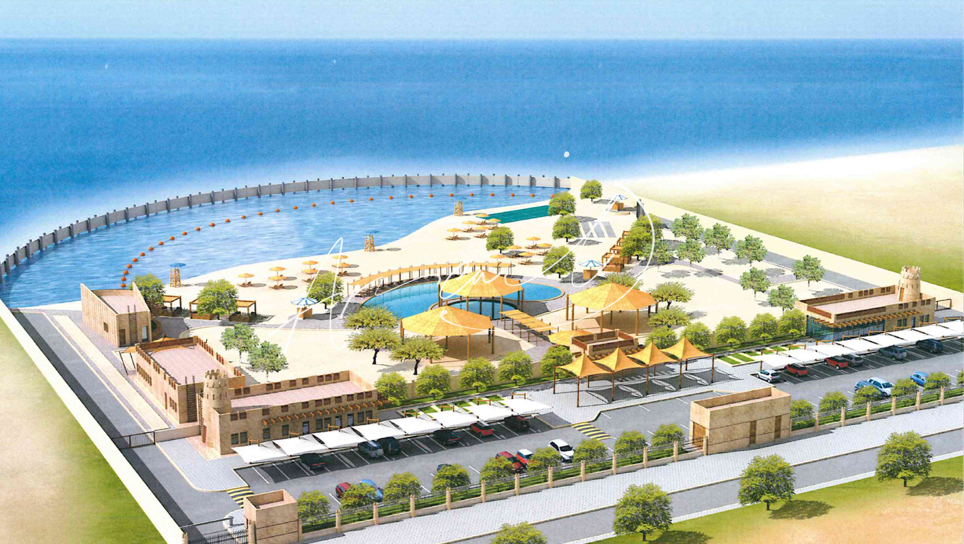 Al Silaa Ladies Beach