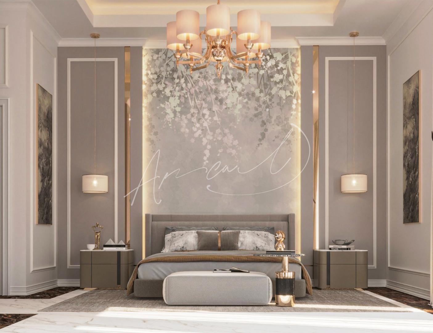 New Classic Bedroom