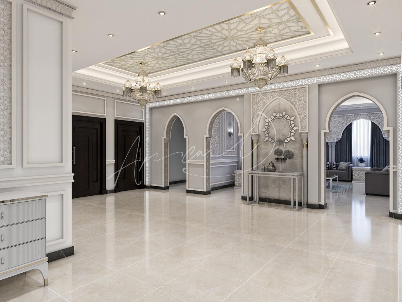 Moroccan Hall & Entrance