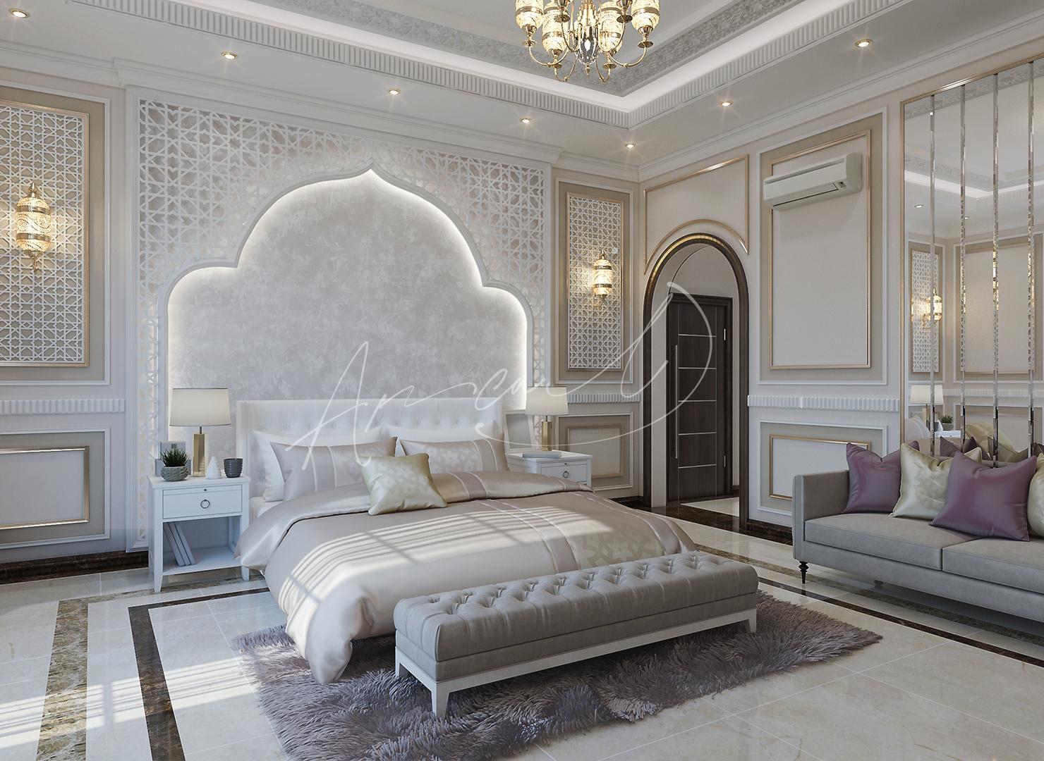 Moroccan Bedroom