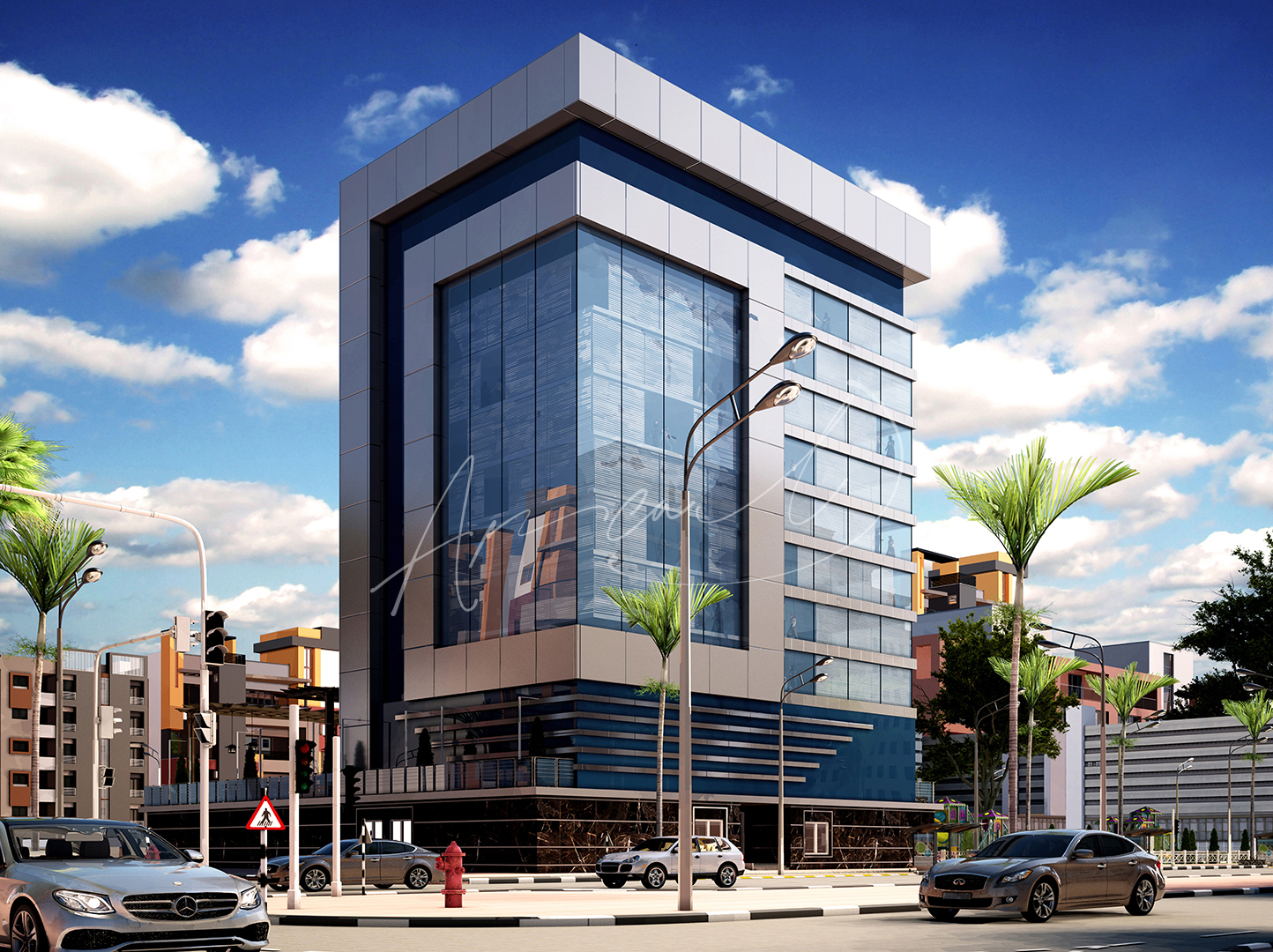Commercial Building - 02