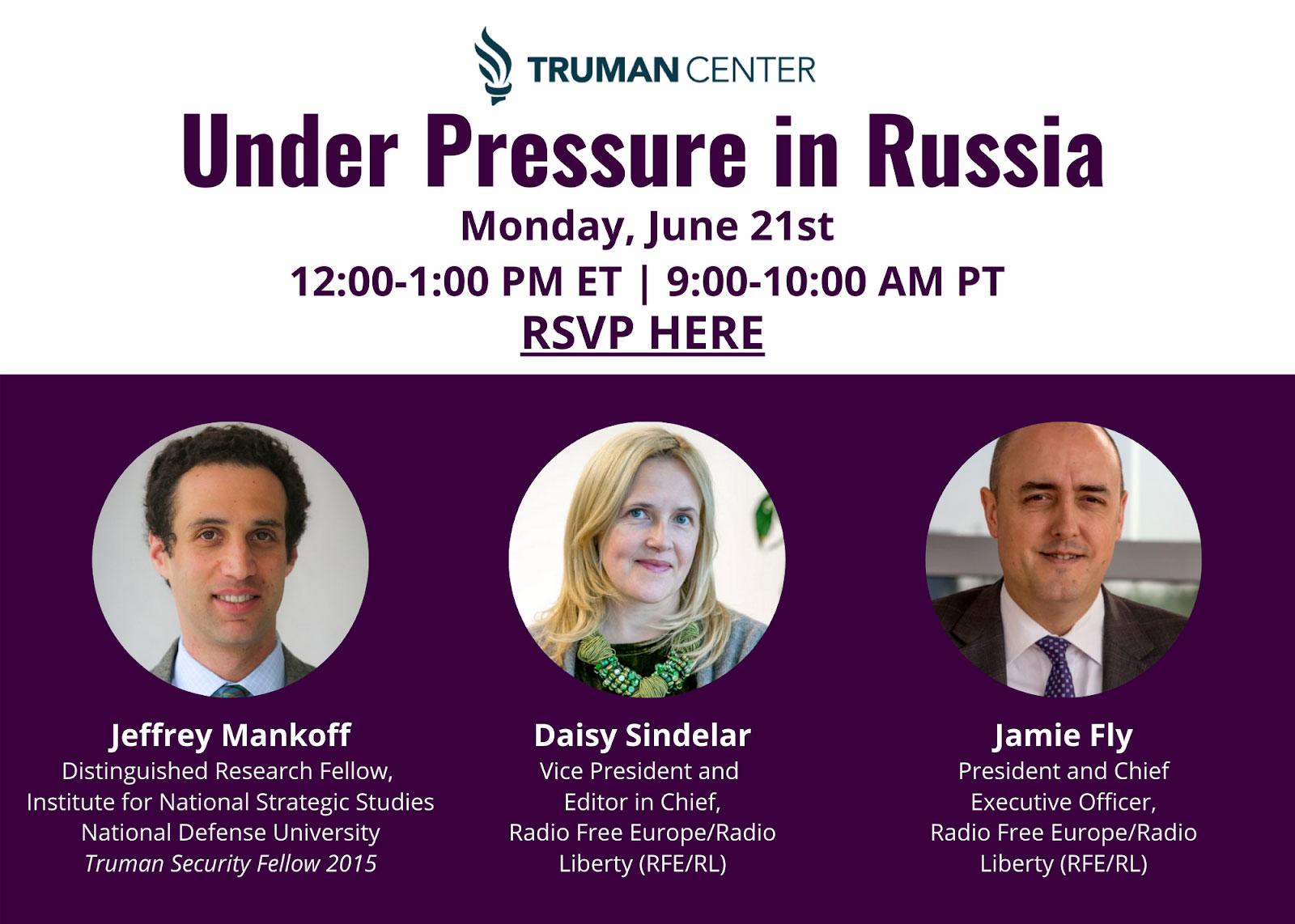 RFE/RL Under Pressure in Russia