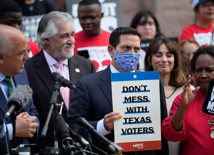 Texas Republicans renew efforts to pass voting restrictions in special session