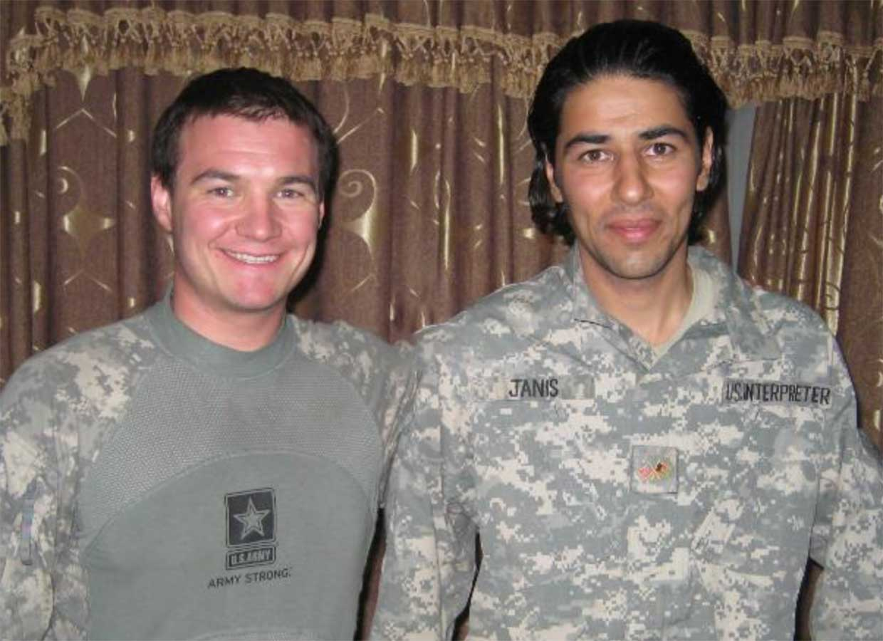 Afghan War veteran says he was pushing Biden administration for months about Taliban risks