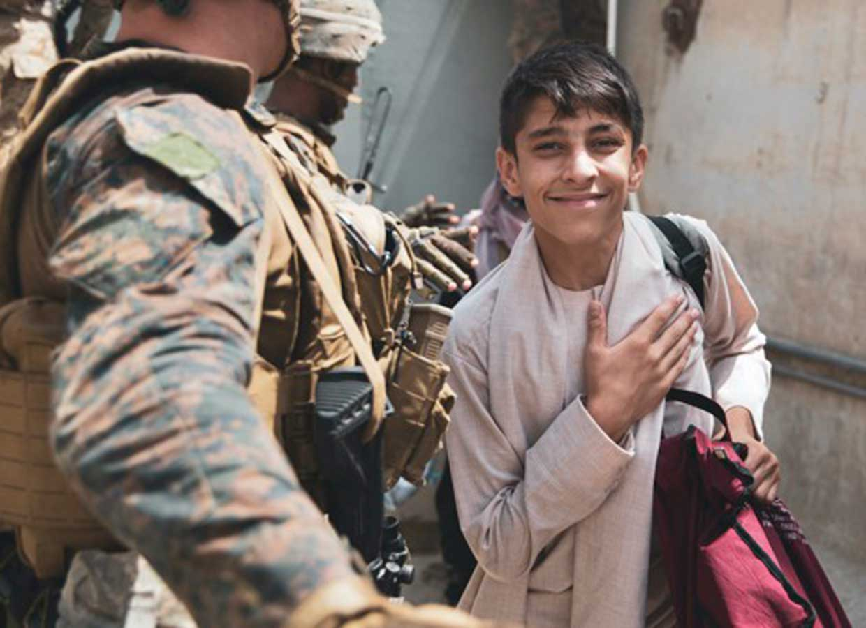 These Afghans Were Our Allies. Now We Must All Help Them Become Our Neighbors