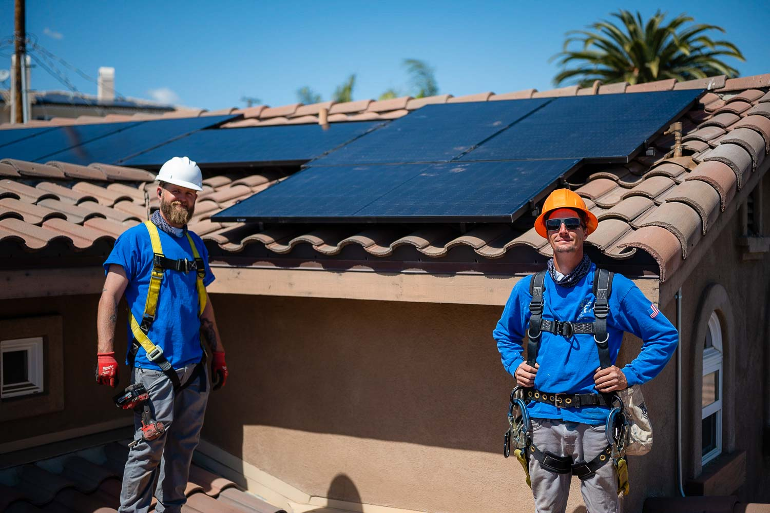 two solar installers in california
