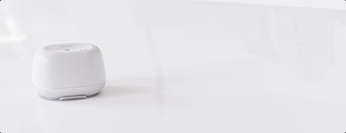Image of butlr's motion sensor