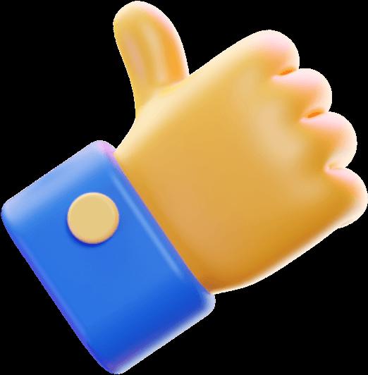Awwards thumb up