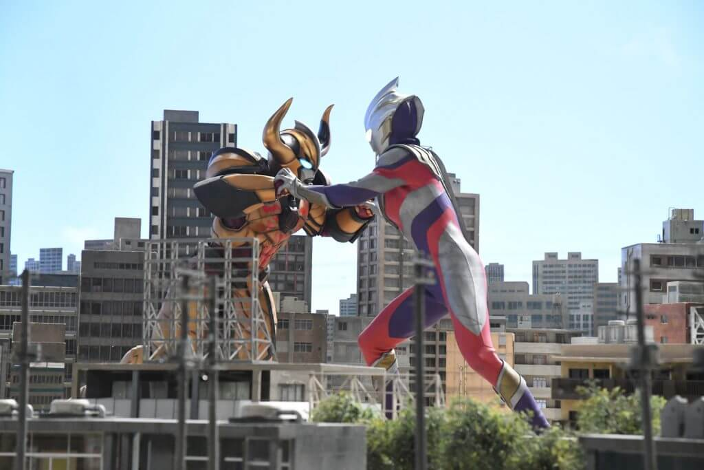 THE ULTIMATE LIFE FORM, ABSOLUTE DIAVOLO, INVADES THE WORLD OF ULTRAMAN TRIGGER!