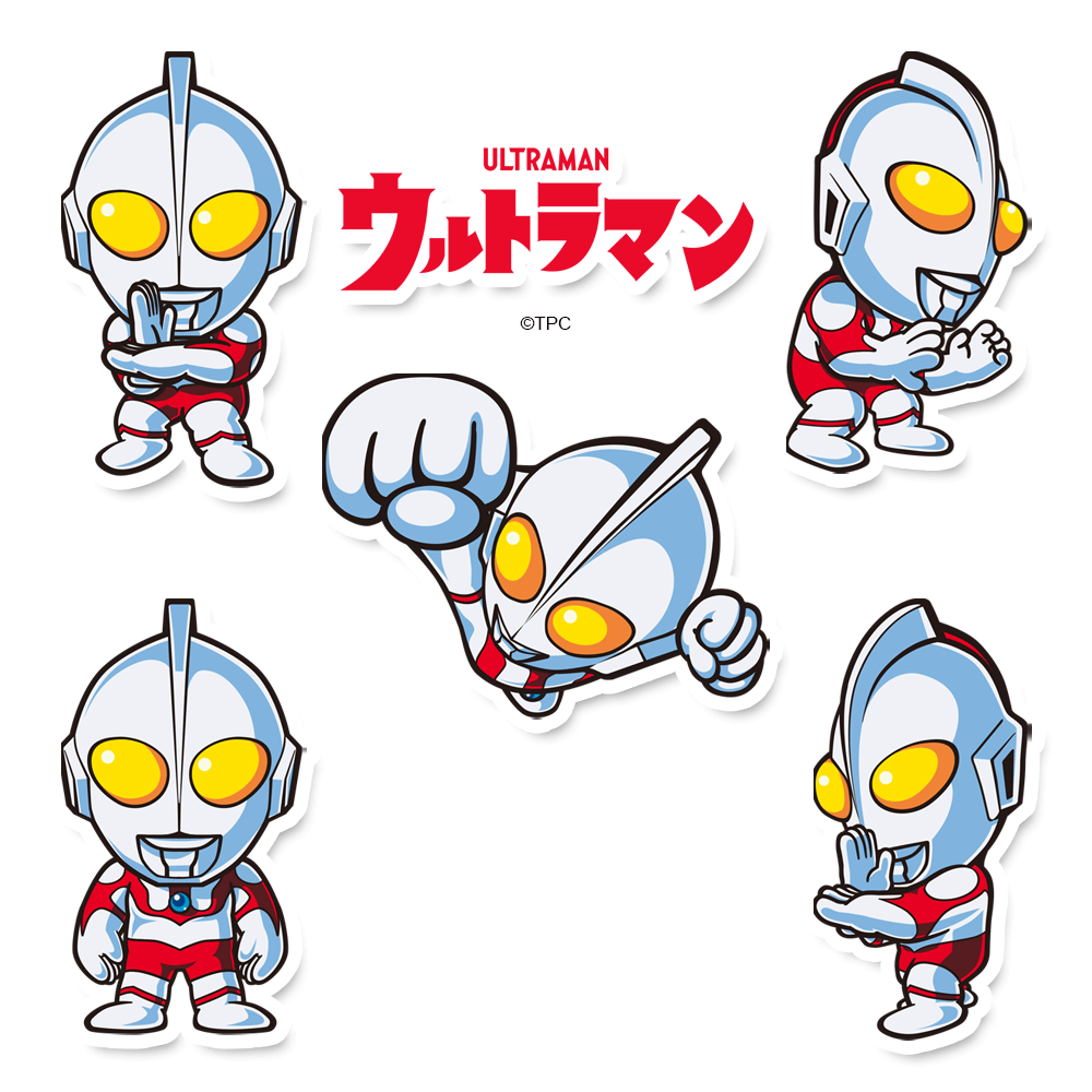ULTRAMAN AND IT'S A SKIN TEAM UP TO ULTRA-FY YOUR DEVICES