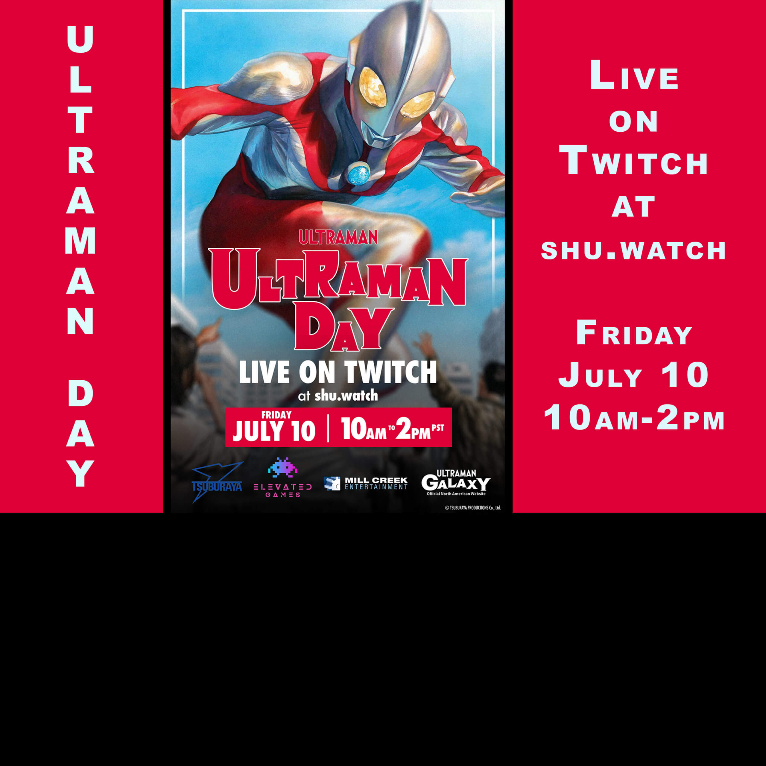 WHAT IS ULTRAMAN DAY?