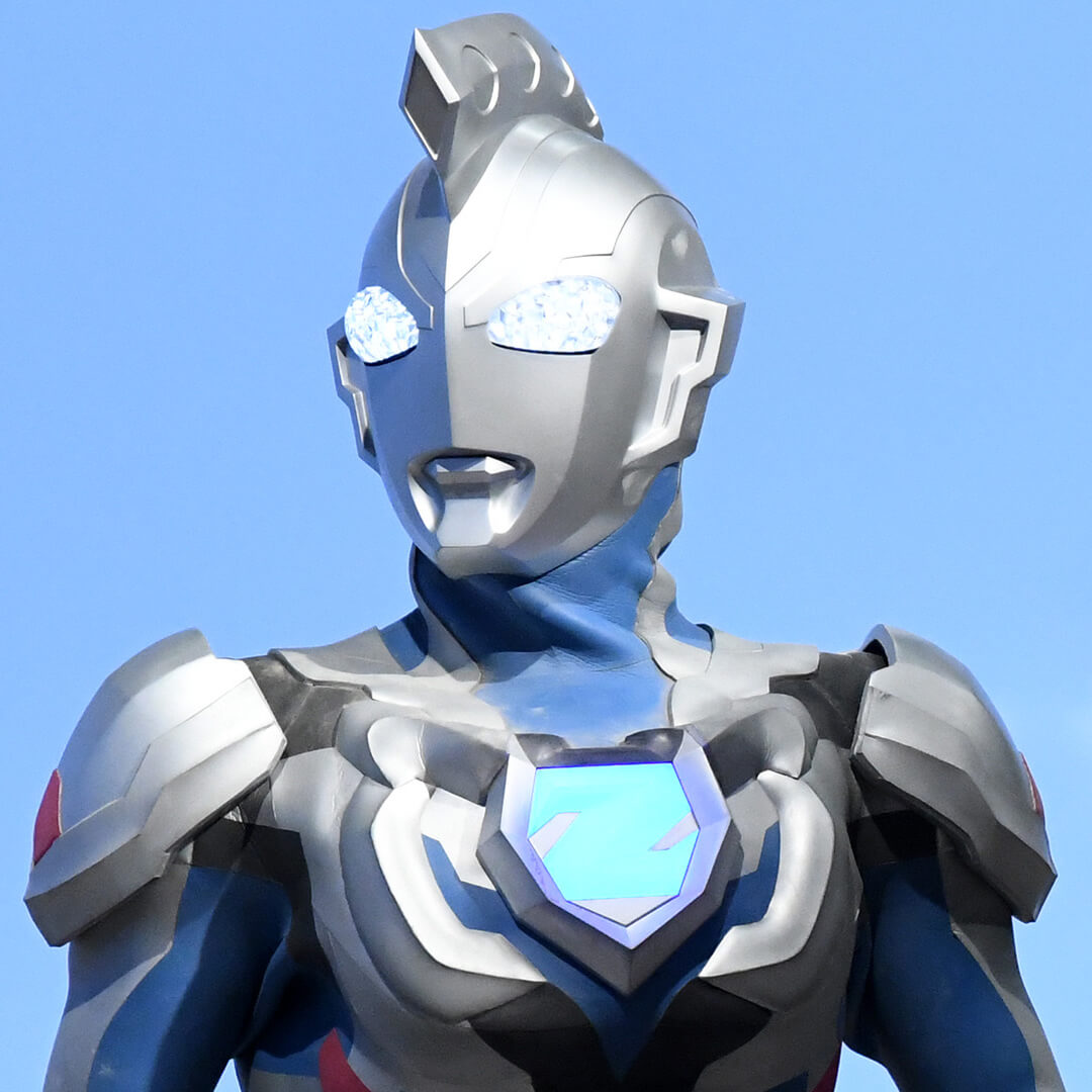 CATCH UP WITH ULTRAMAN Z  ON THE OFFICIAL ULTRAMAN YOUTUBE CHANNEL