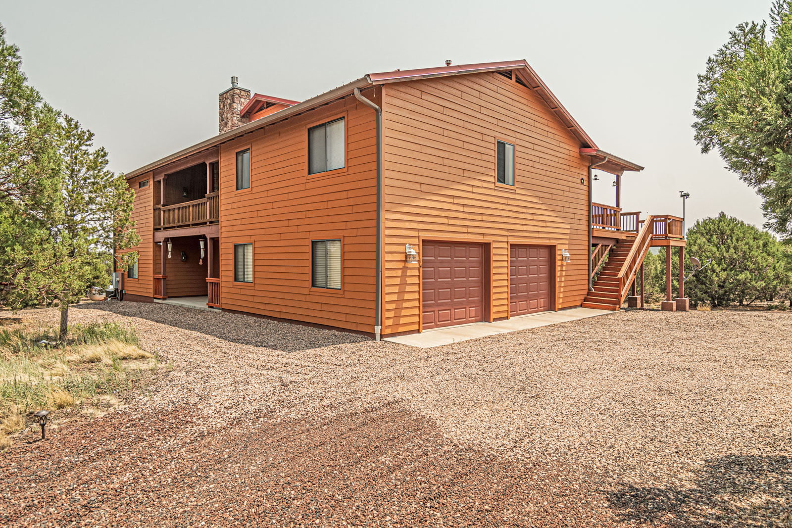 Vernon cabin has all the beauty of country living - 236532