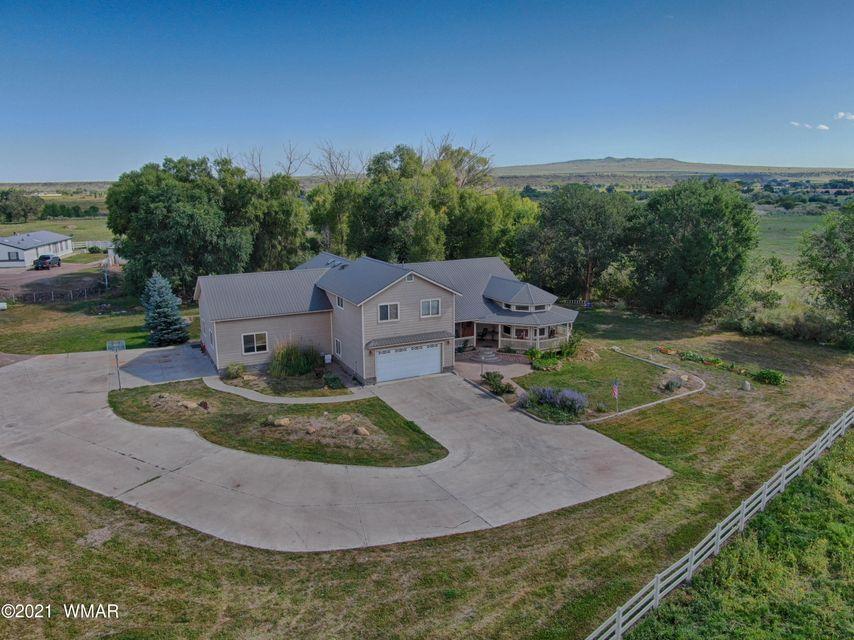 Beautiful Springerville 4.54 acre property -237394