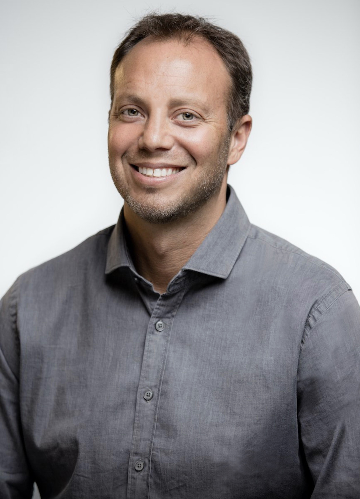 CEO Jeff Mosier Headshot image