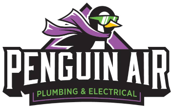 logo of Penguin Air Plumbing & Electrical