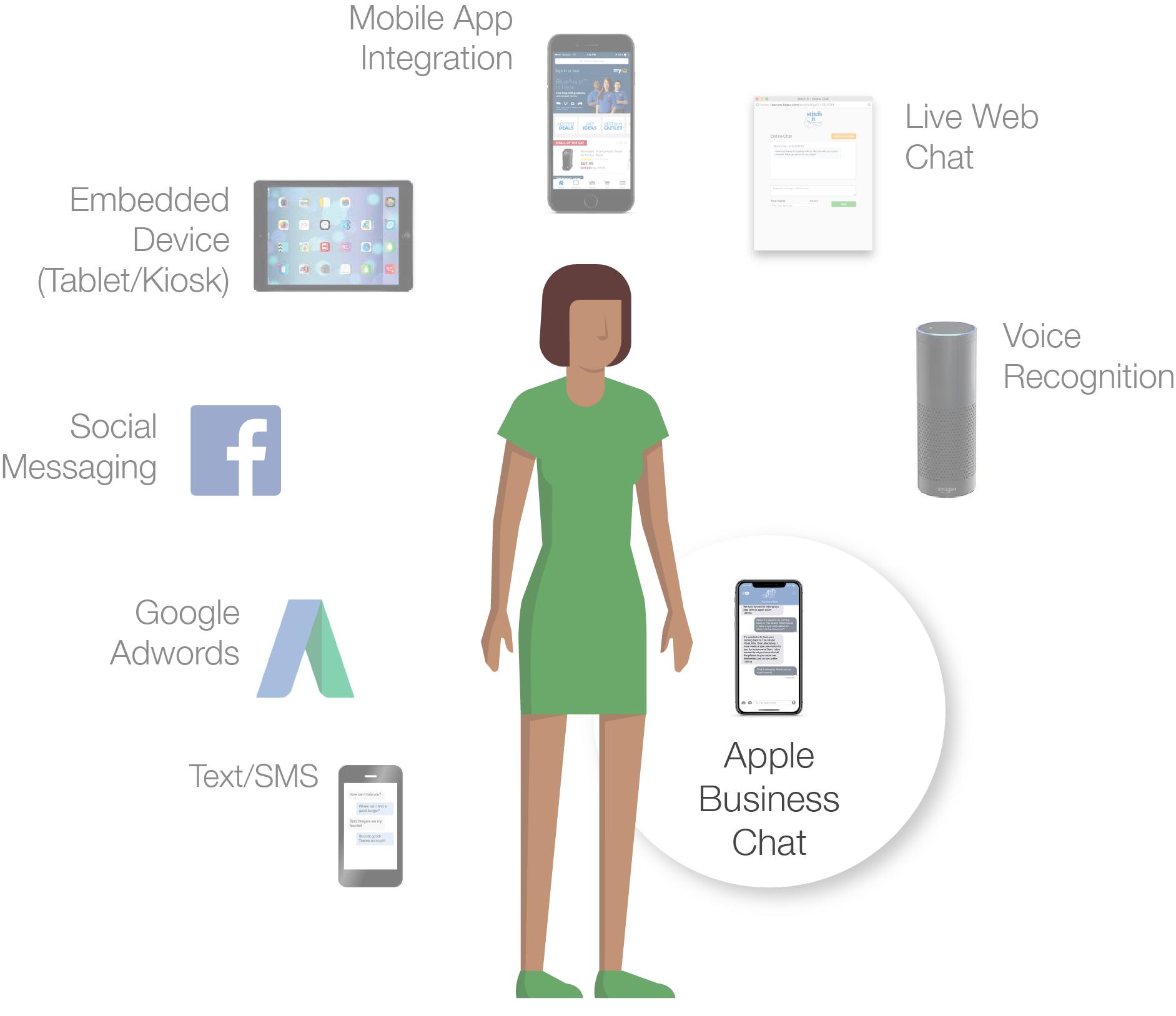 Kipsu Software Integration Infographic