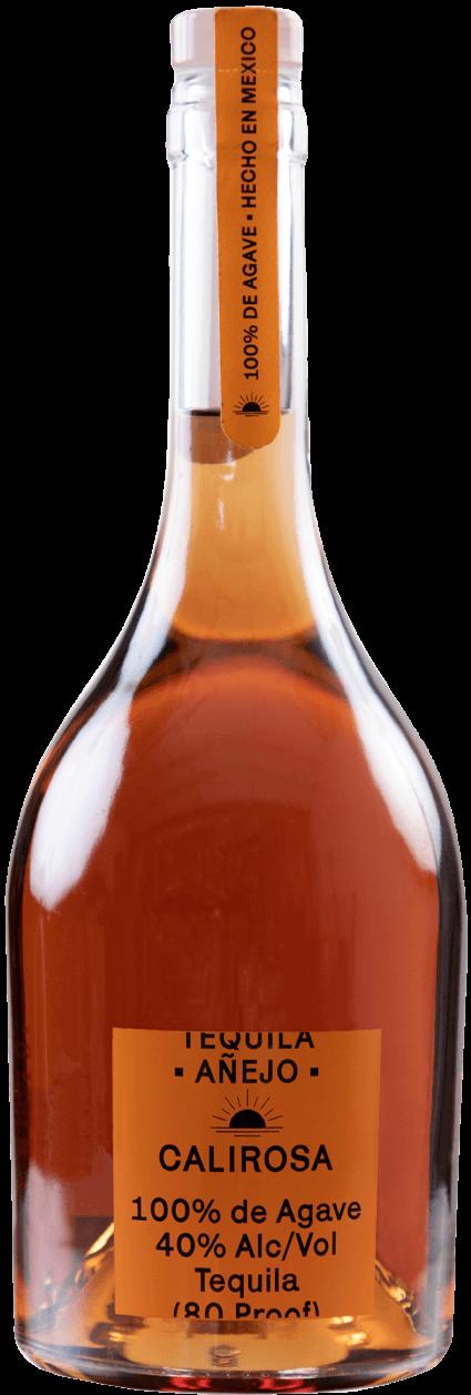Calirosa Añejo Tequila Bottle