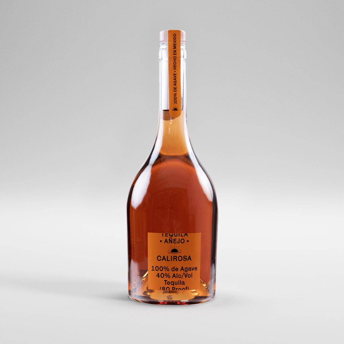 Calirosa Tequila Añejo