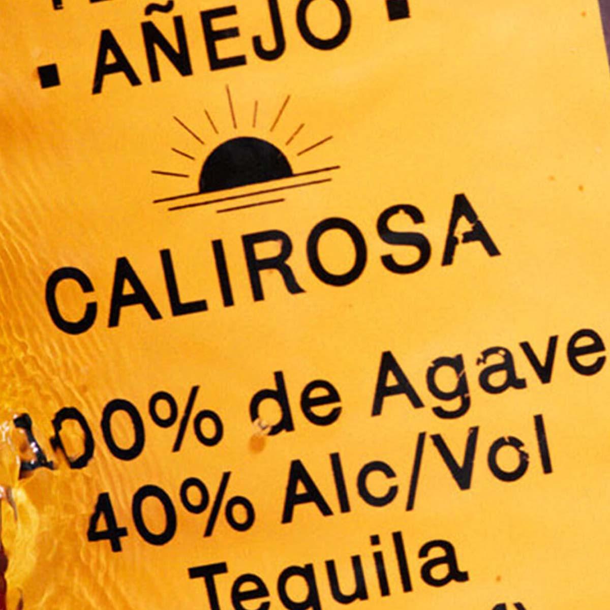 Calirosa Añejo Tequila