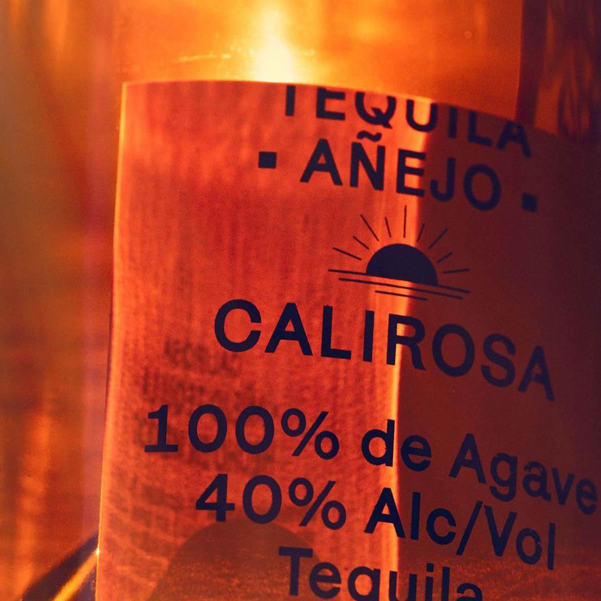 Calirosa Rosa Blanco Tequila and Calirosa Añejo Tequila