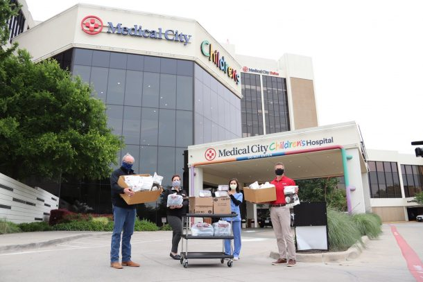 Genghis Grill Donates 1,000 N95 Masks to Medical City Dallas