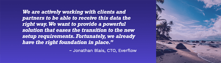 Quote from Jonathan on how we're preparing for the future.