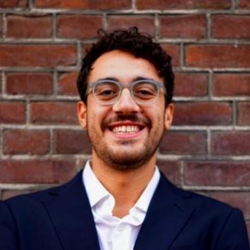 Domenico Frascino, Affiliate Program Lead at bunq