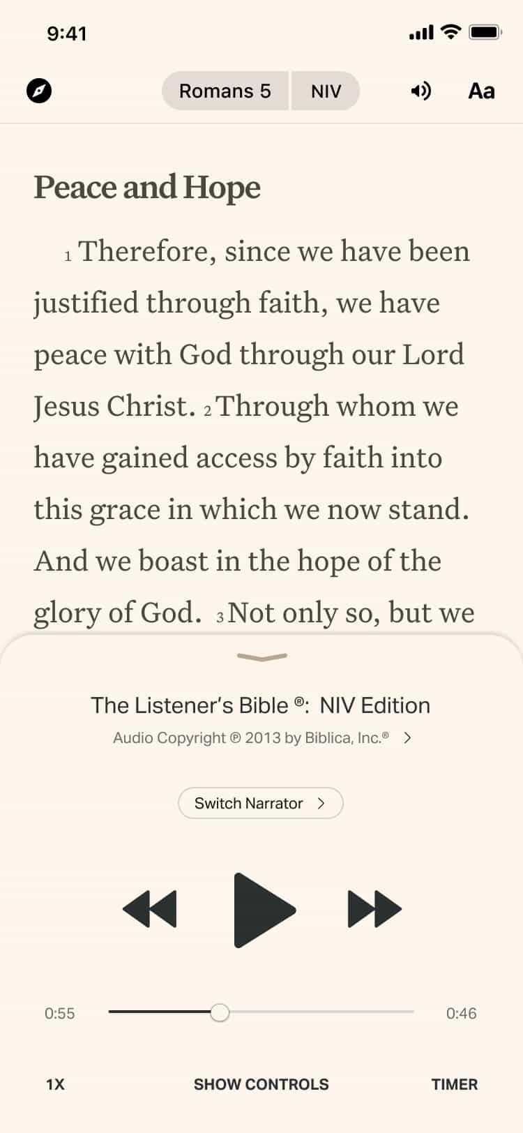 YouVersion bible