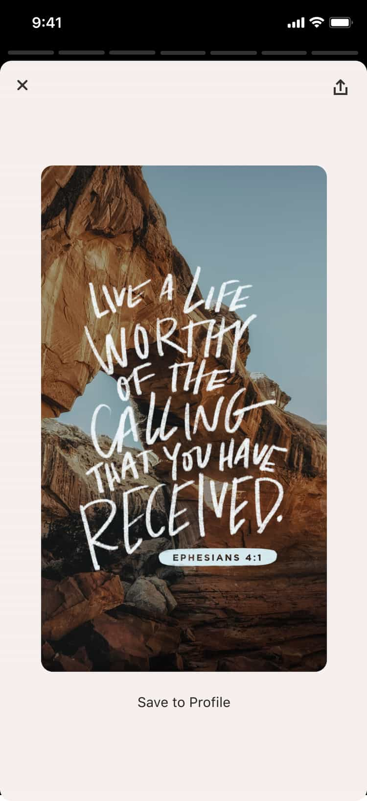 Verse of the Day Ephesians