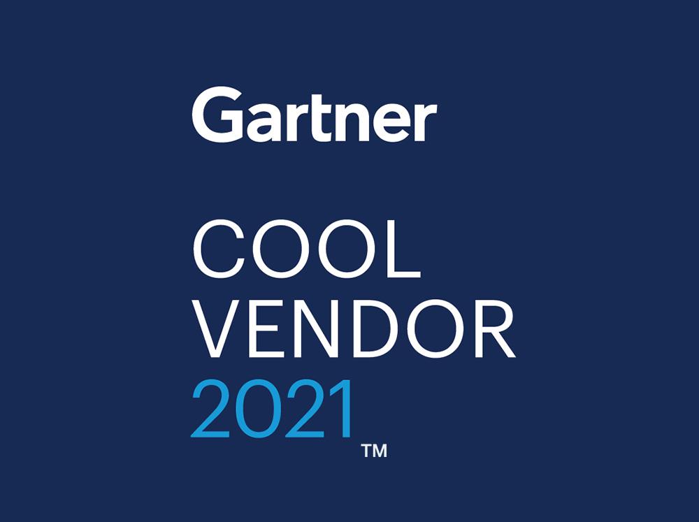 Gartner Cool Vendor 2021™