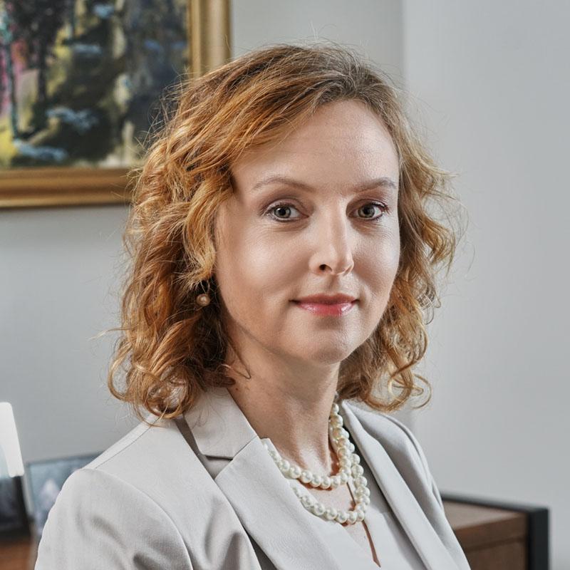 Portrait of Erica Harper